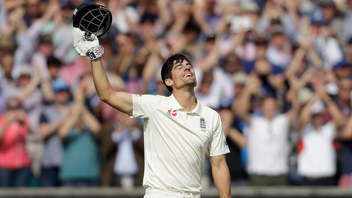 Alastair Cook, Skerritt Appointed to MCC's World Cricket Committee