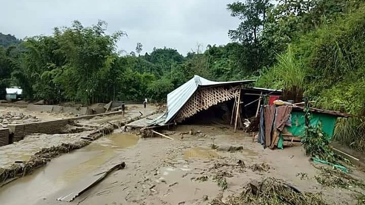 Four Killed in Arunachal Floods; Assam, Sikkim Also Battle Deluge