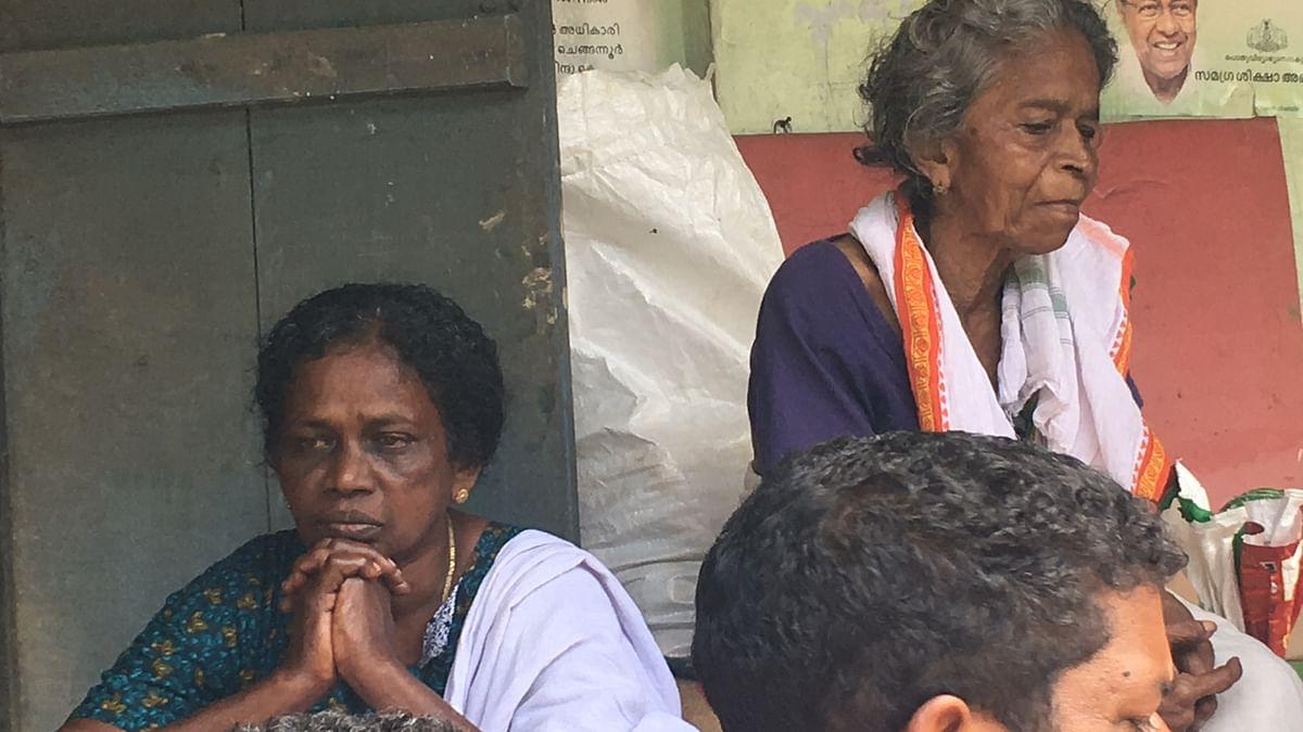 Sarojini had a near death experience. She is still in shock.