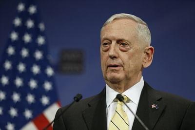US Defence Secretary James Mattis. (File Photo: IANS)