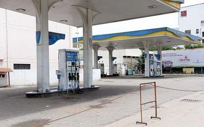 Petrol pump. (File Photo: IANS)