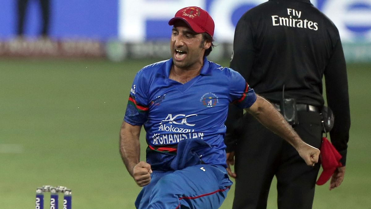 Afghan Skipper Breaks MS Dhoni's Record of Most T20I Wins