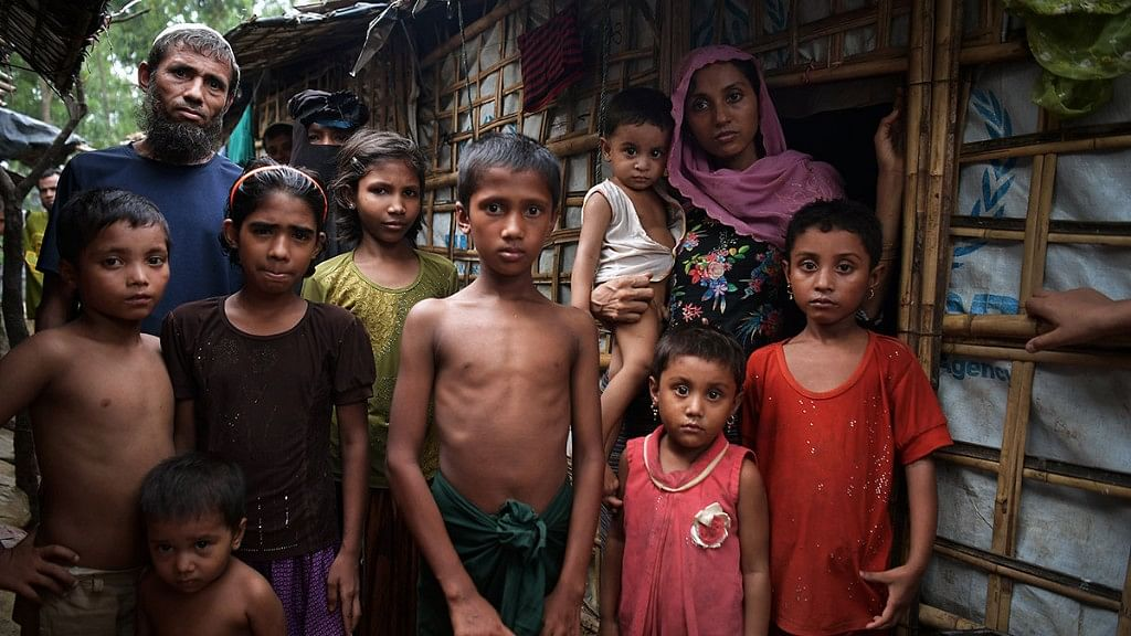 The most recent survey on camps in Bangladesh's Cox's Bazar district  alone showed that they were now home to 734,655 Rohingya people.