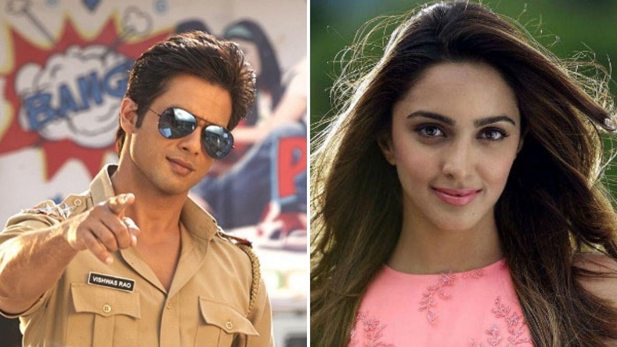 Shahid Kapoor and Kiara Advani to star in <i>Arjun Reddy</i> remake.