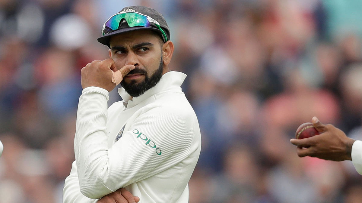 Virat Kohli was tipped to be rested alongside Jasprit Bumrah for the West Indies series.