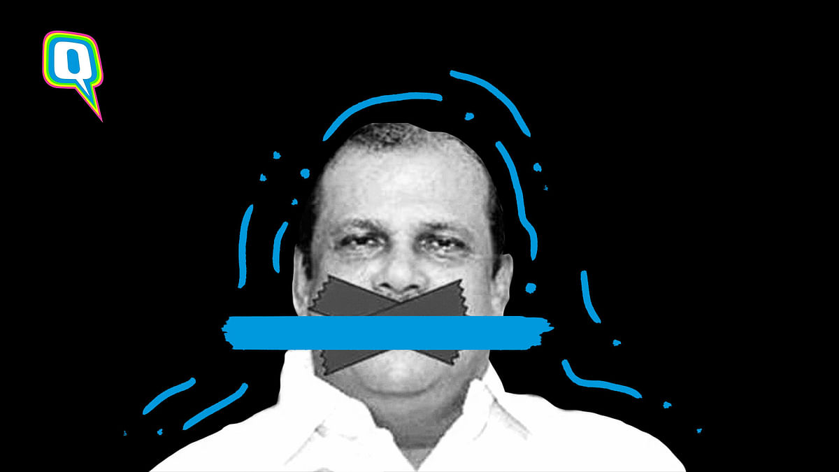 """PC George, the Kerala MLA who called the survivor a """"prostitute"""", and was shut on Twitter through a #ShutYourMouthCampaign"""