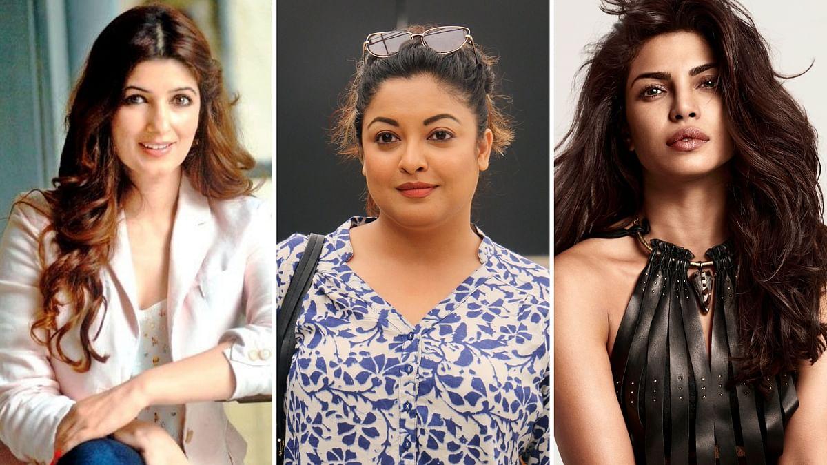 Twinkle Khanna, Priyanka Chopra come out in support of Tanushree Dutta.