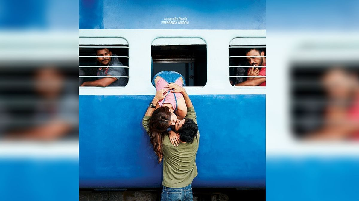 First look poster of <i>Jalebi </i>is out.