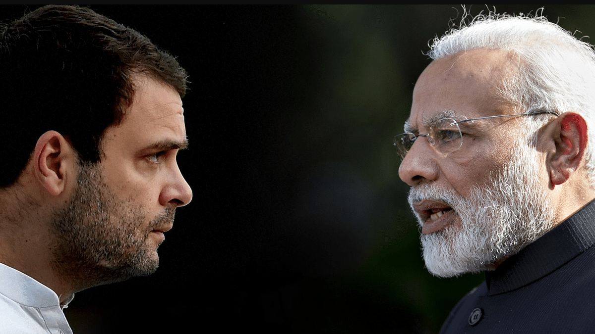 Modi Govt with India or China? Rahul Takes a Jibe at PM