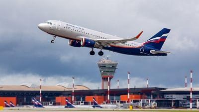 Aeroflot. (Photo: Twitter/@aeroflot)