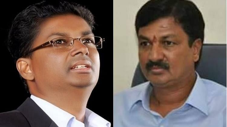 Satish and Ramesh Jarkiholi have been up in arms against their former ally Laxmi Hebbalkar over the an election to the cooperative bank in Belagavi.