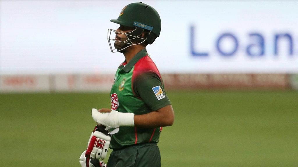 Tamim's heroic act will be remembered as he came out to bat despite having retired hurt with a fractured wrist.