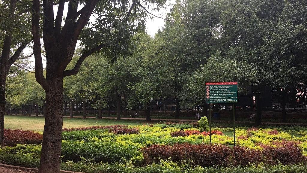 A corner of Cubbon Park