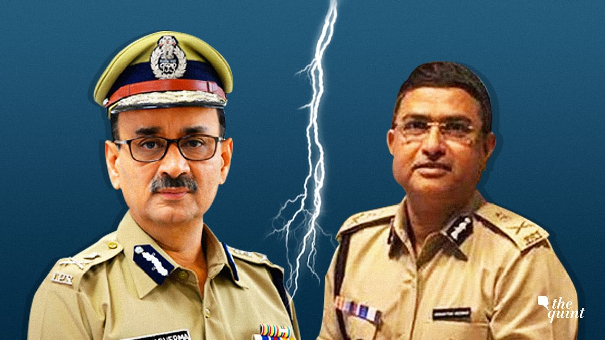 Director CBI Alok Verma and Special Director CBI Rakesh Asthana