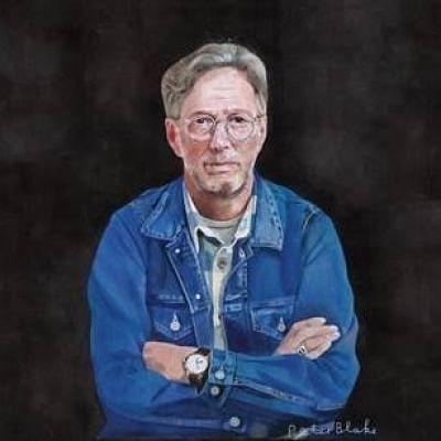 Eric Clapton unveils 'Happy Xmas'
