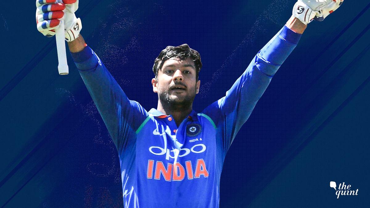 Mayank Agarwal is yet to make his ODI debut for India.