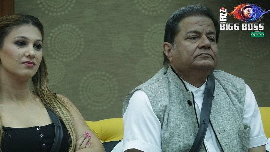 Bigg Boss: Anup Jalota Calls It Quits With Jasleen Matharu