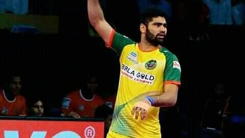 PKL Auction 2021: UP Yodhas Make Pardeep Narwal Most Expensive Player
