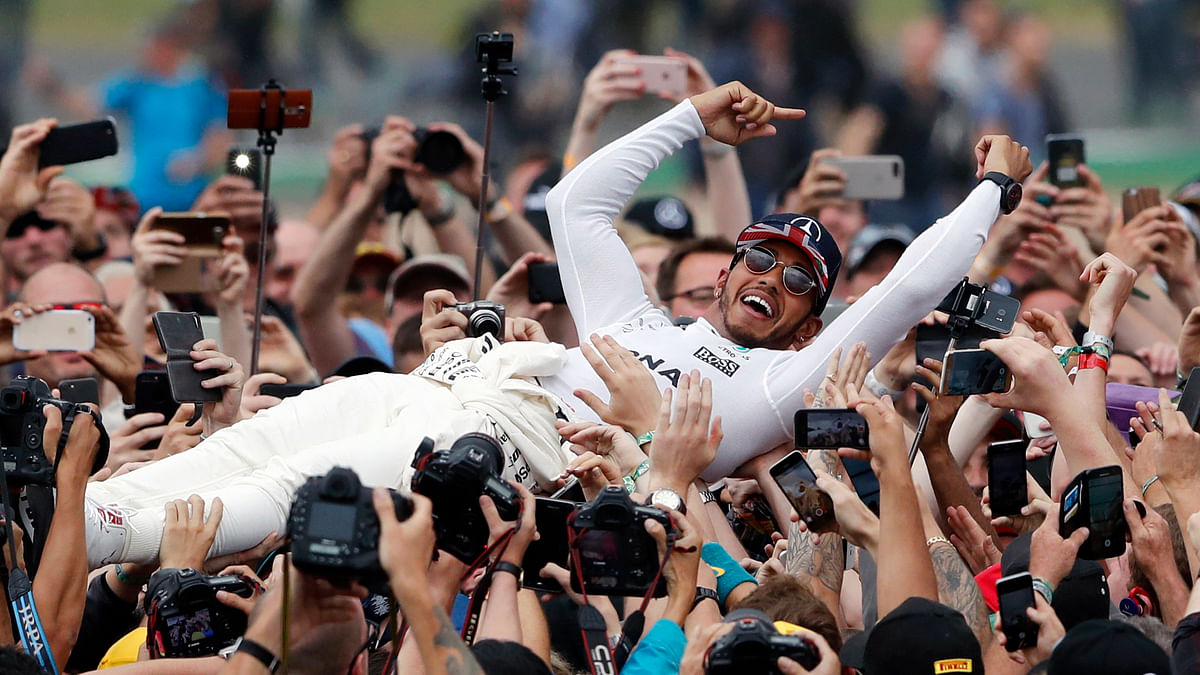 Lewis Hamilton: From Humble Beginnings to Formula One Legend