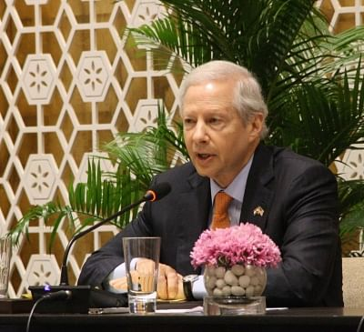 US Ambassador to India Kenneth Juster. (Photo: IANS)