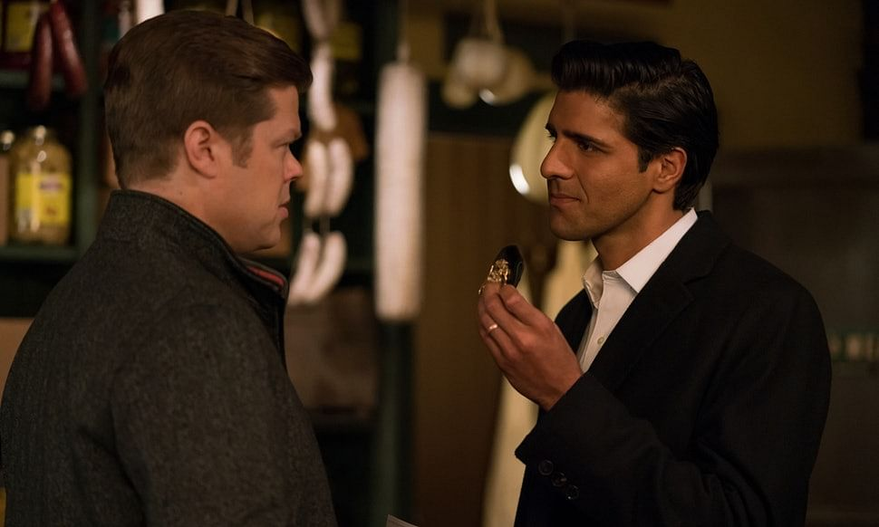 FBI agent Nadeem is convincingly played by Jay Ali, who will probably be a big star soon.