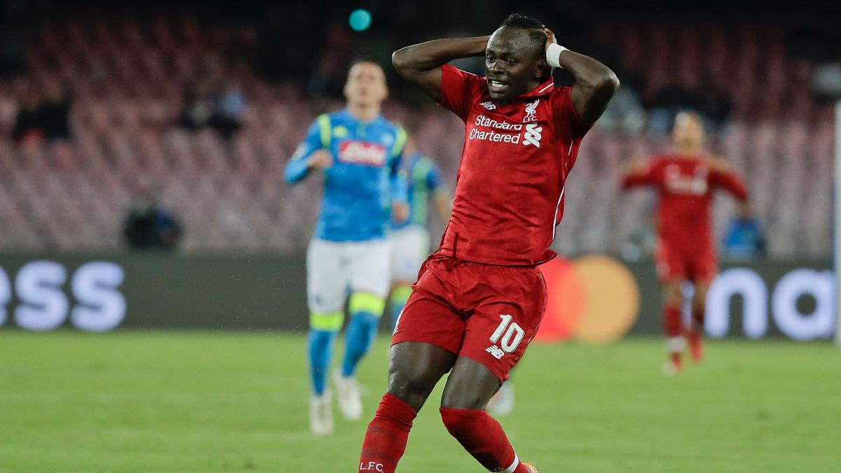Plane Grounding Forces Liverpool's Sadio Mane to Skip Prize Parade