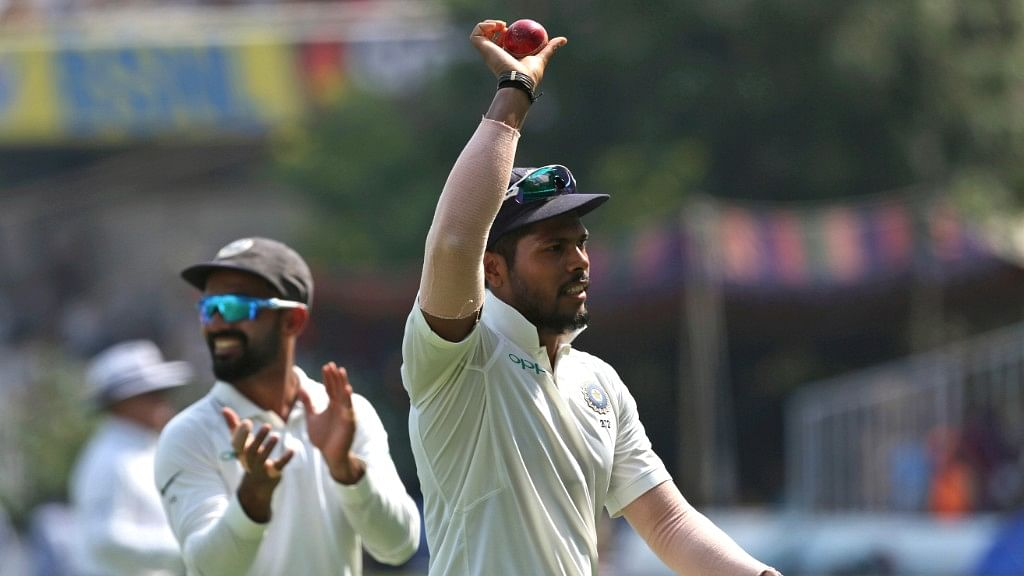 Umesh Yadav will join the Indian team for the last 2 Tests vs England, after undergoing a fitness test.