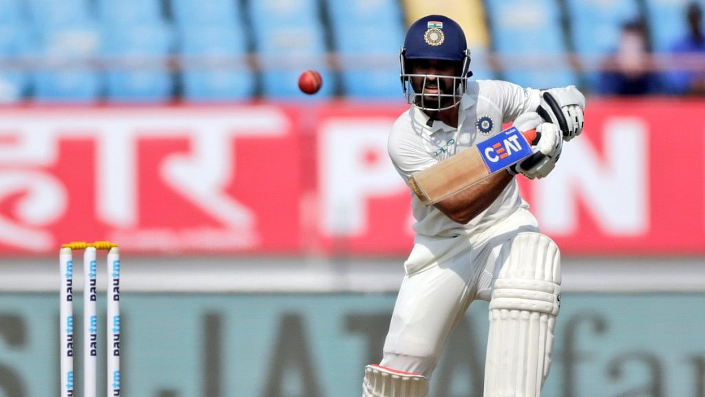 Rahane has gone without a Test hundred for nearly 14 months, with his last hundred coming against Sri Lanka in August 2017.