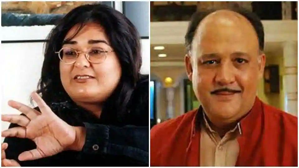 Alok Nath has been accused of sexual harassment by writer-filmmaker Vinta Nanda.