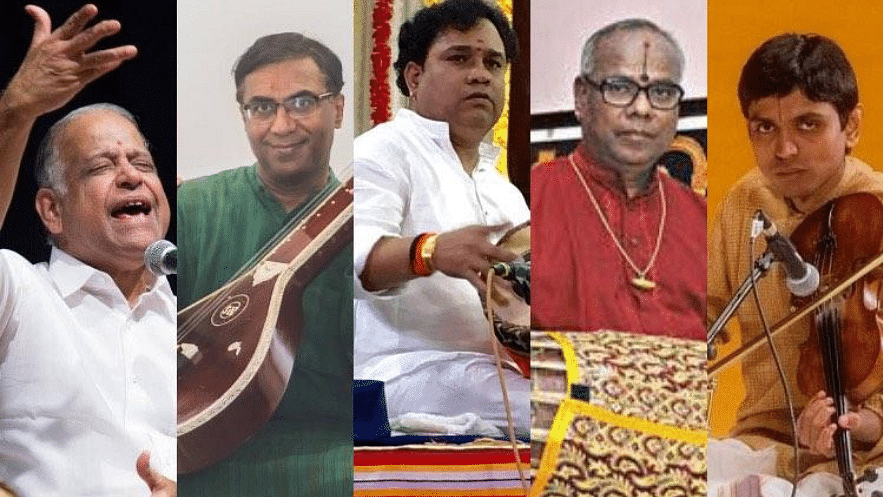 Amid #MeToo, Madras Music Academy Drops 7 Artistes from Margazhi
