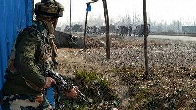 The militants using sniper rifles, carried out the attack on 42 Rashtriya Rifles (RR) camp in Luragam at around 9pm on Thursday.
