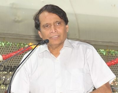 Suresh Prabhu. (File Photo: IANS)