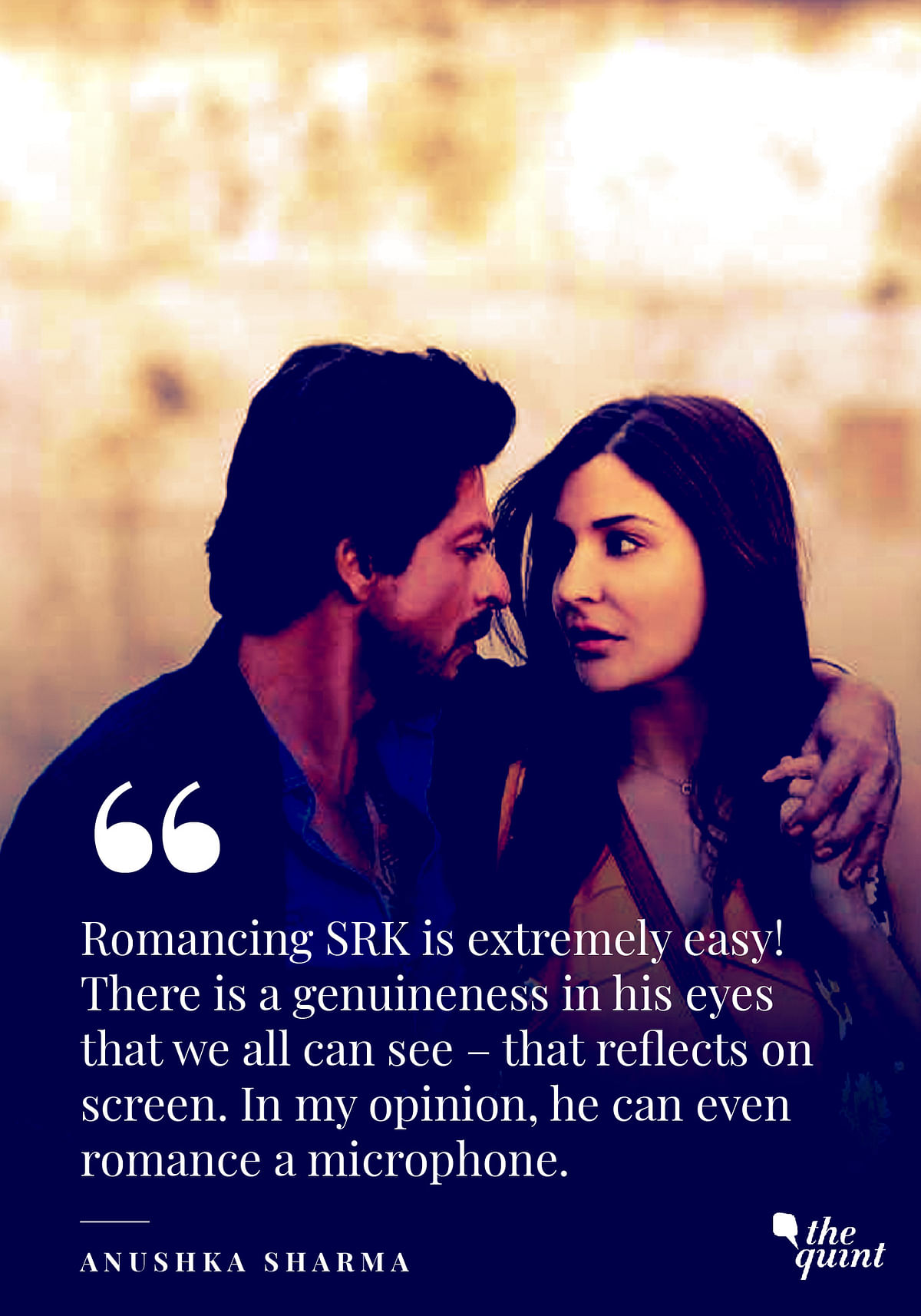 Here's What Birthday Boy Shah Rukh Khan's Heroines Think About Him