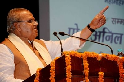 Governor Malik tells militants: 'Like LTTE, you will achieve nothing'