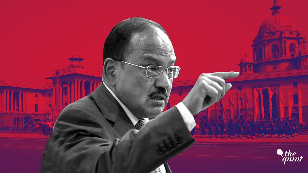 If Police Fail to Enforce Law, Democracy Fails: NSA Ajit Doval