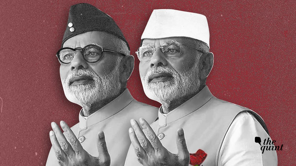 Modi is Nehru, Modi is Bose. But where do Nehru and Bose truly belong? Image used for representational purposes.