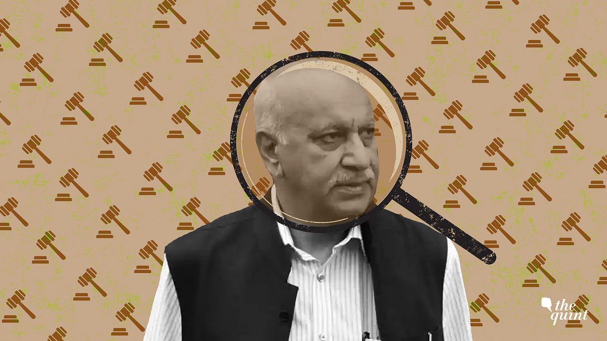 MJ Akbar Must Quit for the Sake of a Free & Fair Investigation