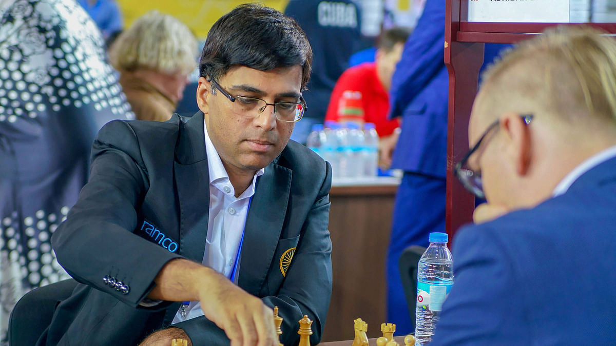 Chess Olympiad: Indian Men Beat Egypt, Women Hold Georgia