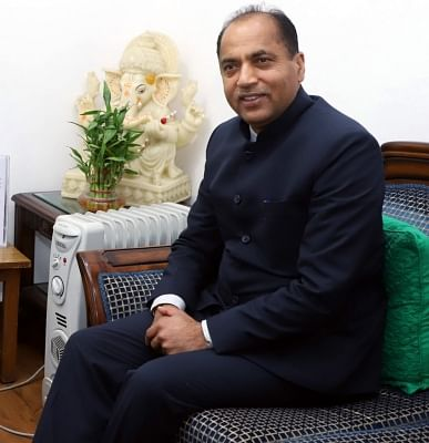 Jai Ram Thakur. (File Photo: IANS)