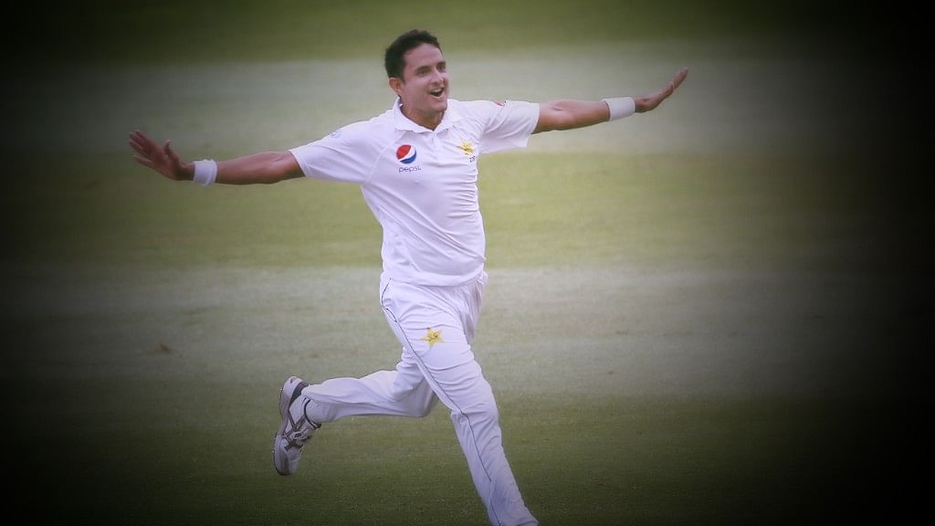 The 28-year-old bagged 17 wickets in the two-match Test series against Australia on slow and docile tracks in the UAE.