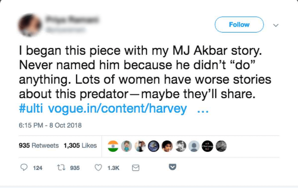 #MeToo: Despite Multiple Allegations, MJ Akbar Refuses to Resign
