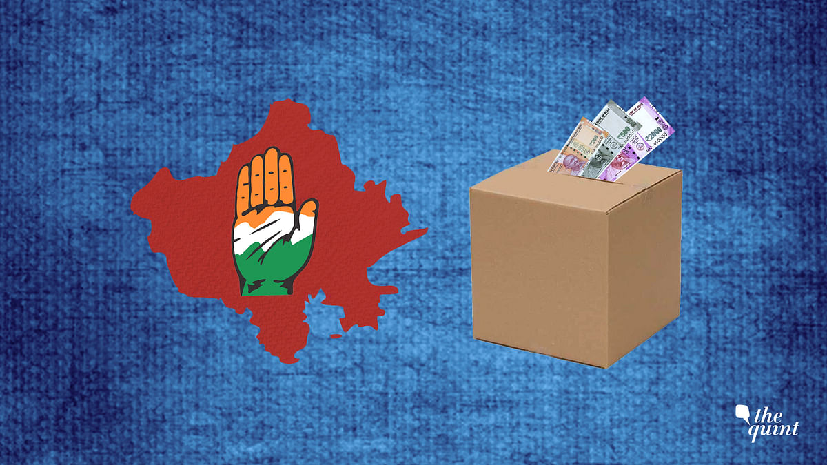 Why Congress's Crowdfunding Initiative in Rajasthan Looks Doomed