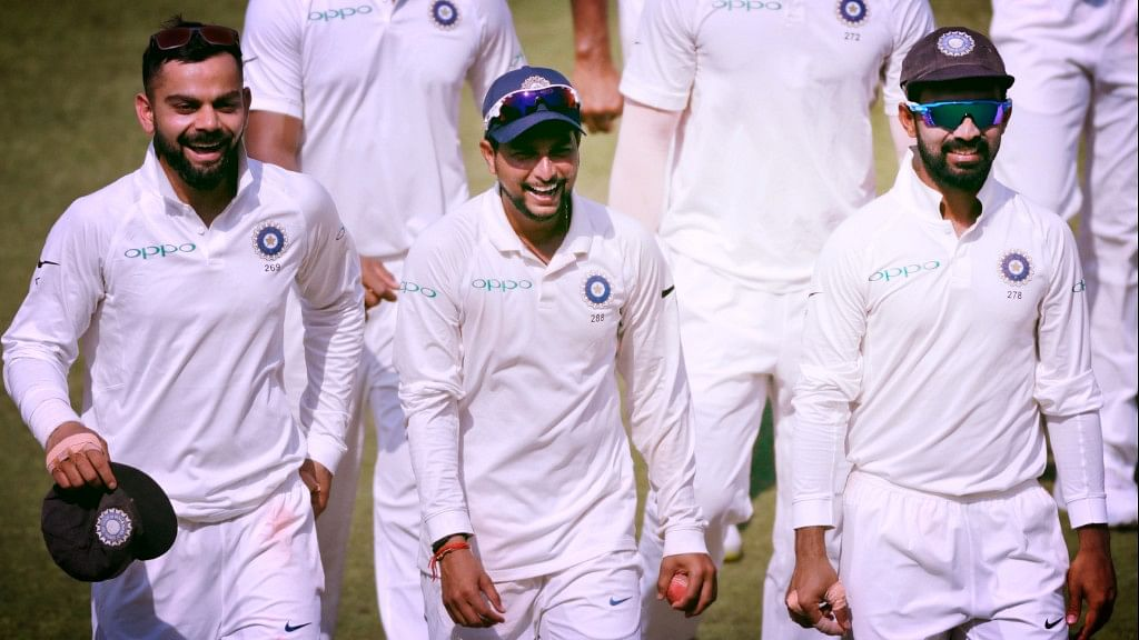 In Stats: Why India vs Windies Test is Likely to Finish in 3 Days