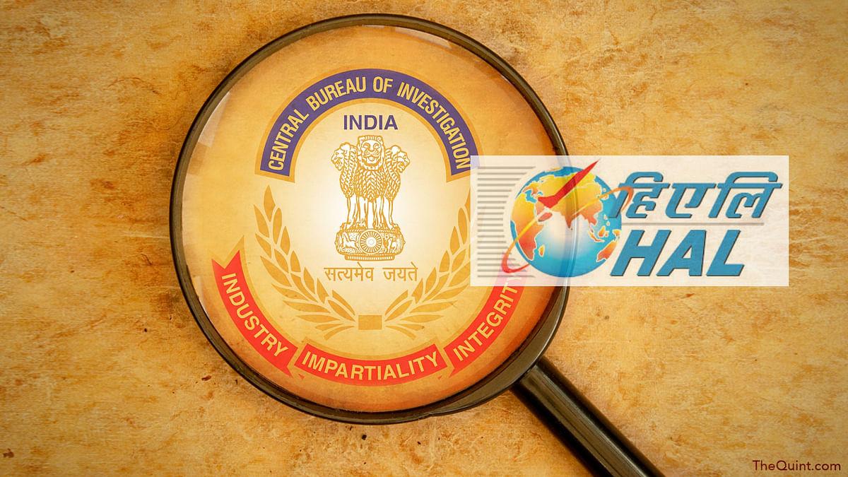 CBI Books 8 HAL Officials for Corruption, Criminal Conspiracy