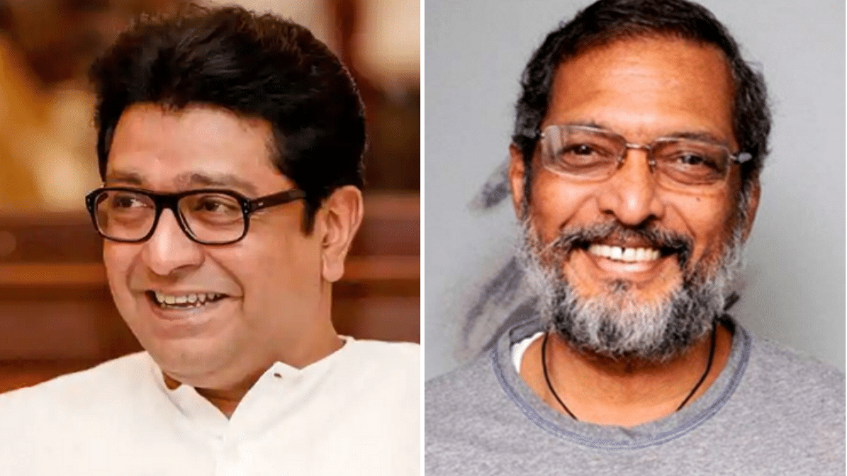 "MNS Chief Raj Thackeray Bats for ""Indecent"" Nana Patekar In #MeToo"
