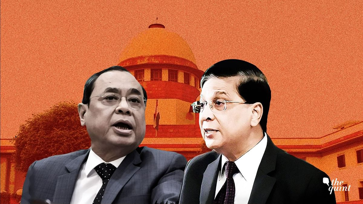 CJI Misra 'Frankly Confesses' That He's Retiring a 'Content Man'