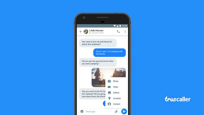 Truecaller Rivals WhatsApp & Paytm With Messaging Feature for User