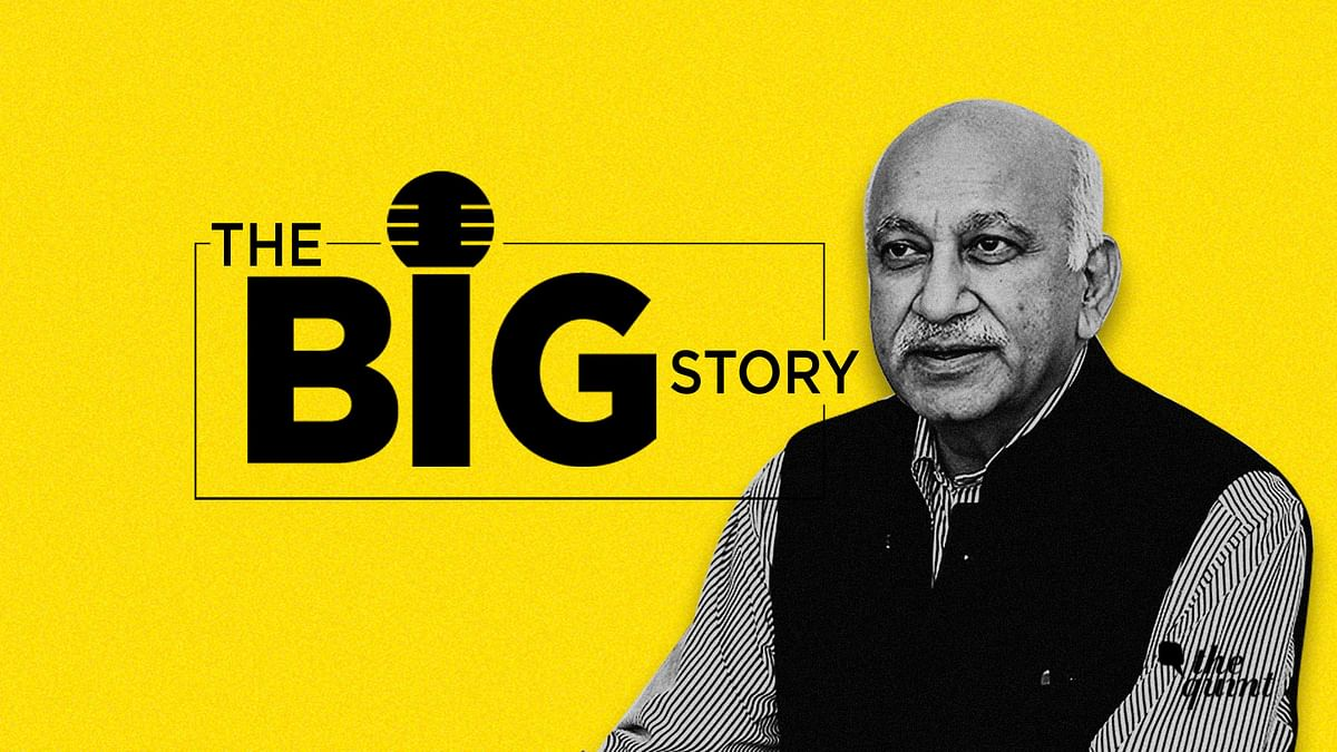 Podcast   Journalists Who Accused MJ Akbar of Harassment Speak Out