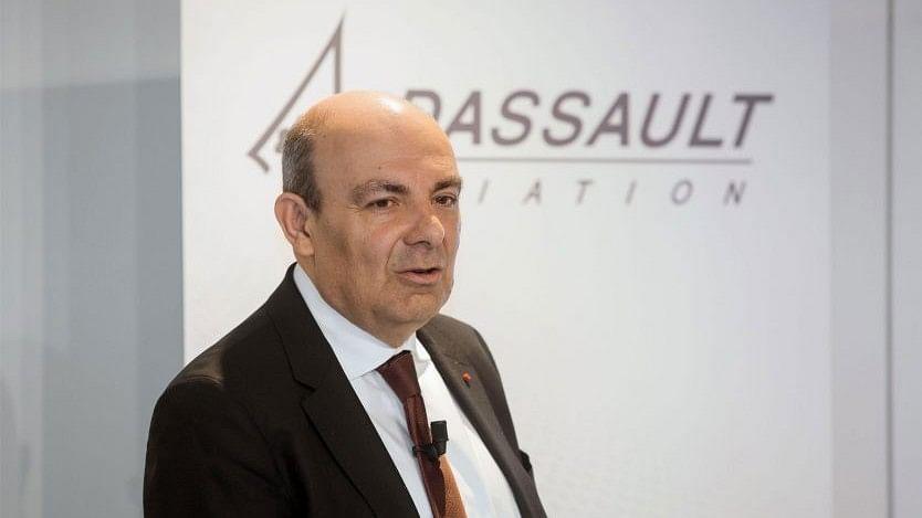 I Don't Lie: Dassault CEO Denies Rahul Gandhi's Rafale Allegations