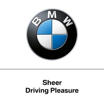 BMW. (Photo: Twitter/@BMW)